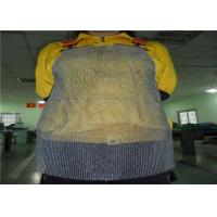 Quality Safety Wire Mesh Stainless Steel Apron For Protection Industry wholesale