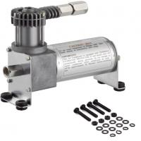 Mounting Hardwre Remote Air Filter Air Ride Suspension Compressor 12V 0.5 Gallon Tank for Off Road