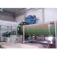 Quality High Efficiency AAC Dry / Wet Grinding Ball Mill Machine For Lime Powder wholesale