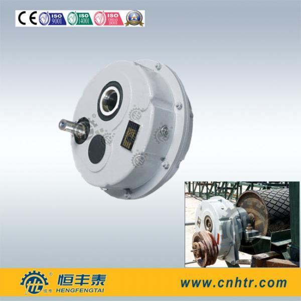 Cheap hollow shaft helical gear reducer motor reduction for Hollow shaft gear motor