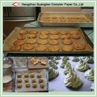 China Unbleached Colored Parchment Paper Sheets In Oven Baking on sale