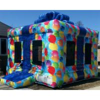 Quality Plato Commercial Bouncy Castles Birthday Gift Box Inflatable Jump House wholesale