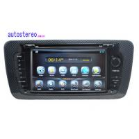 China 7 Android 4.2.2 Car Sereo GPS Navigation for Seat Ibiza Car Stereo DVD Player on sale