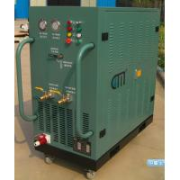 China Gas Refrigerant R134a Industrial Refrigeration Equipment With Oil Less Compressor on sale