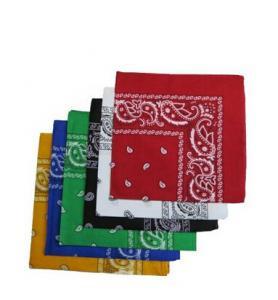 Quality Printed Cotton Bandanas wholesale