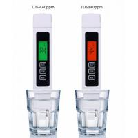 Quality Titanium alloy probe Portable Digital Pen Water Quality Purity Tester TDS Meter wholesale