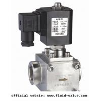 "Quality Doule Way Stainless Steel  High Pressure Solenoid Valve 1/4""Normally Closed wholesale"