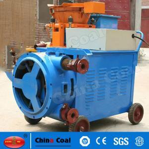 China squeeze concrete pump squeeze pump for sale on sale