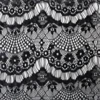Quality Fashionable Eyelash Lace Fabric, Customized Colors are Accepted wholesale