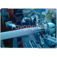 Quality Single Screw Plastic Extrusion Equipment For Producing Spiral Type Extensible Hose wholesale
