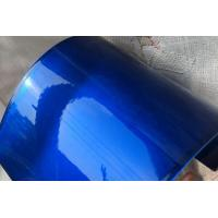 Quality Superior Gloss Candy Blue Powder Coat High Strength Super Weather Resistance wholesale