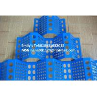 Quality windbreak dust net  /Dust Suppression Wall/Perforated Metal Windbreak wholesale