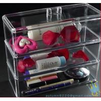 Quality clear makeup drawer organizer wholesale