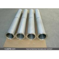 Quality Stainless steel Gas liquid separator Cartridge Filter Element for solid / liquid removing wholesale