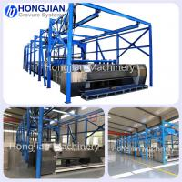 Quality Fully Automatic Plating Line Automated Gravure Cylinder Making Line Nickel Copper Chrome Plating Tank Plating Bath wholesale