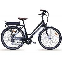 Quality Adults Electric Powered Bike City E - Bike 700 x 45C with 36V 10Ah Lithium Battery wholesale