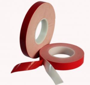 China Acrylic foam tape VHB tape equals to 3M VHB 4932, 5065, 5379, 5746, 5069, 5952, 4930 on sale