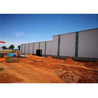Buy cheap Supply pre engineered steel structure buildings/warehouse/workshop/gym/hall in from wholesalers