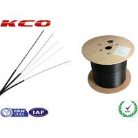Quality 2 Core Outdoor Optical Fiber Cable Fiber To The Home with PVC Cover wholesale