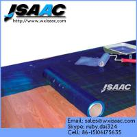 Pe protection / protective film for wood floor