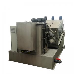 China Sludge Dehydrator Sludge Dryer Machine Oil Press Sludge Dewatering Equipment on sale