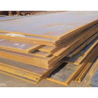 Quality SS400 Hot Rolled Steel Sheet / Carbon Steel Plate With Mill Edge Width 1500 - 2200mm wholesale