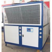 Quality Industrial Air Cooled Scroll Water Chiller Unit With Optional SANYO or Copeland Compressors RO-30A 87.2KW R22 wholesale