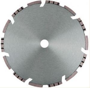 Quality Silent Core 230mm Diamond Stone Saw Blades Laser Welded Turbo Segmented wholesale