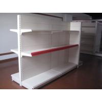 China Steel Supermarket Display Shelving For Store Fixture Shop Display Stand on sale
