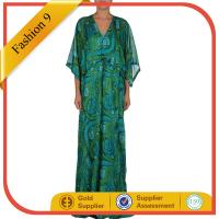 Quality Muslim Chiffon Caftan Dress wholesale