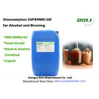 Quality Liquid Glucoamylase Enzyme Glucoamylase Hydrolytic Enzymes for Alcohol wholesale