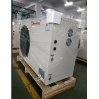 Quality Heating House Home Heat Pump 220V / 380V 12KW Stainless Stell Shell wholesale