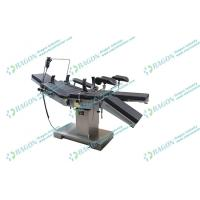 Quality Hospital Multi - function Electric Delivery surgery table Adjustable one year warranty wholesale