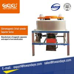 Quality Slurry Magnetic Separator Machine 1500 * 1500 * 2000mm Metal Separation Equipment wholesale