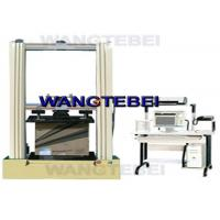 Quality High Temperature Electronic Tensile Testing Machine Compaction System wholesale