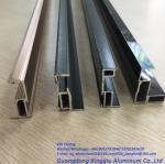 Quality Customized Aluminium Profile for Sliding Wardrobe Door Aluminum alloy sliding door frame wholesale