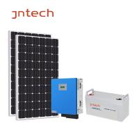 Buy cheap Home Off Grid Solar Power Systems With Hybrid Solar Charge Controller from wholesalers