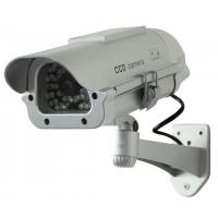 Quality Indoor/Outdoor Dummy Camera with infrared lights, Solar Powered DRA42C wholesale