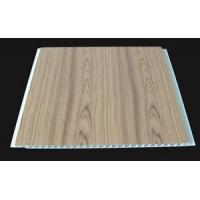 China Wooden Design PVC Ceiling Panel on sale