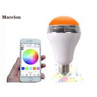 Quality Wireless Color Changing LED Lamp Speaker D80*H135 Mm With Remote Controller wholesale