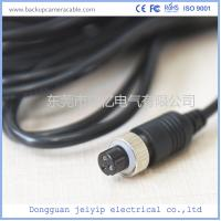 Quality Customized 3 Pin Backup Camera Cable , PVC Jacket Backup Camera Extension Cable wholesale