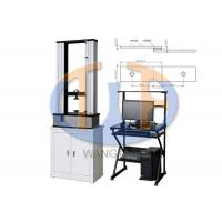 Quality Tensile Shear Strength Testing Machine For Vulcanized Rubber Adhesive To Metal wholesale
