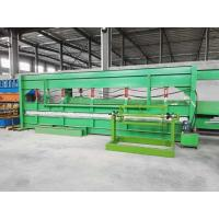 Cheap 4M Width Steel Hydraulic Press Bending Machine / Iron Sheet Metal Rolling Machine for sale