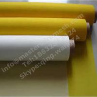 Polyester mesh for printing