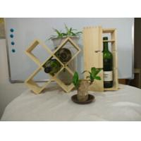China 1 Bottle Wooden Wine Box/Wine Package Wooden Box on sale