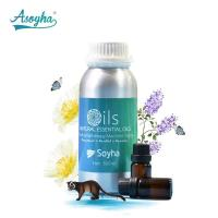 Quality Pure Lavender Essential Oil / Purifying Air Aromatherapy Fragrance Oils wholesale
