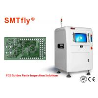 China 0.3mm Thickness PCB Inspection Machine , Solder Paste Inspection Equipment 700mm/S on sale