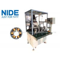 Buy cheap Full Automatic Inslot Needle Coil Winder , BLDC Stator Winding Machine from wholesalers