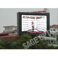 Quality High Brightness Clear Advertisement HD Led Display Smd 3535 Energy Saving wholesale