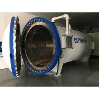 Quality CE composite autoclave for composite materials, carbon fiber, rubber and other structure materials curing and treatment wholesale